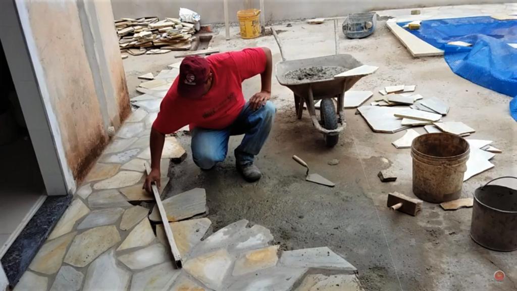 krystos slates plastering